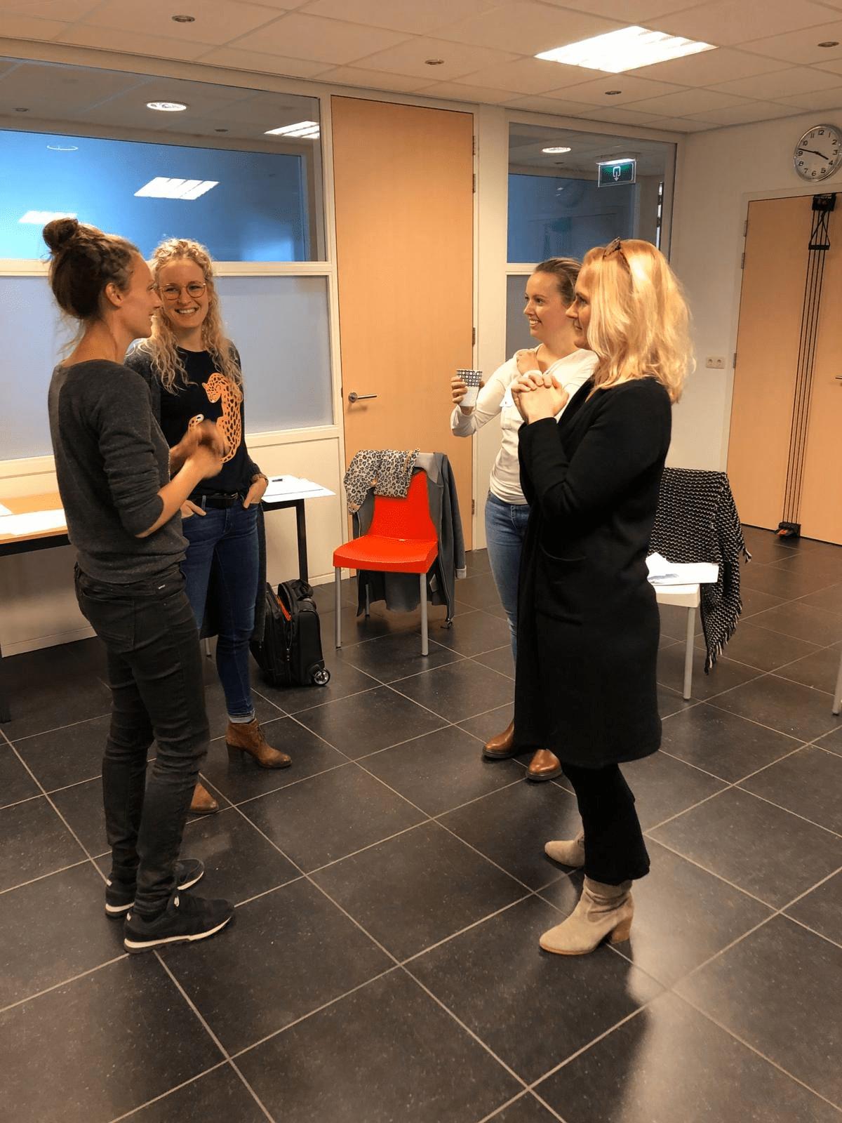 Tessa trainingen NLP en paramedici